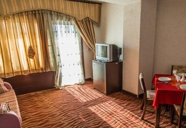 هتل جهانگردی دلوار