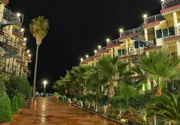 هتل-آپارتمان-کیش-مهر