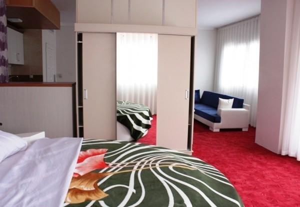 هتل آپارتمان آنزا
