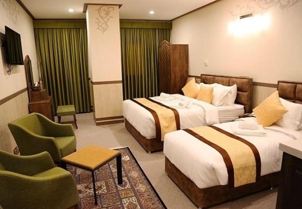 هتل قصرجهان