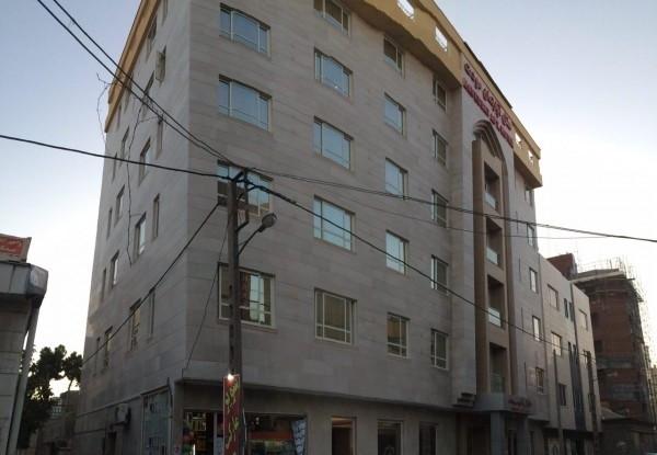 هتل آپارتمان مودت