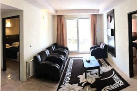 هتل آپارتمان علی