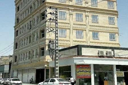 هتل آپارتمان عطاران