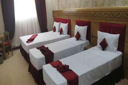 هتل آپارتمان علمدار