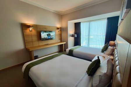 هتل میزبان 5 ستاره