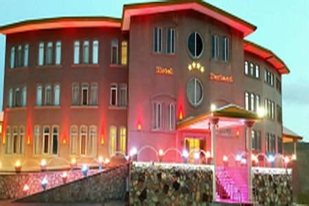 هتل دربند مهدیشهر