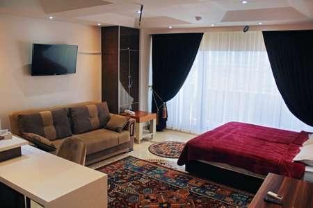 هتل آپارتمان هتل آپارتمان گیلبرتون جلفا